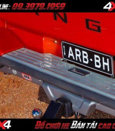 Picture Cản sau cho Ford Ranger 2019: ARB Summit RSTB 2011ON nhập khẩu Australia