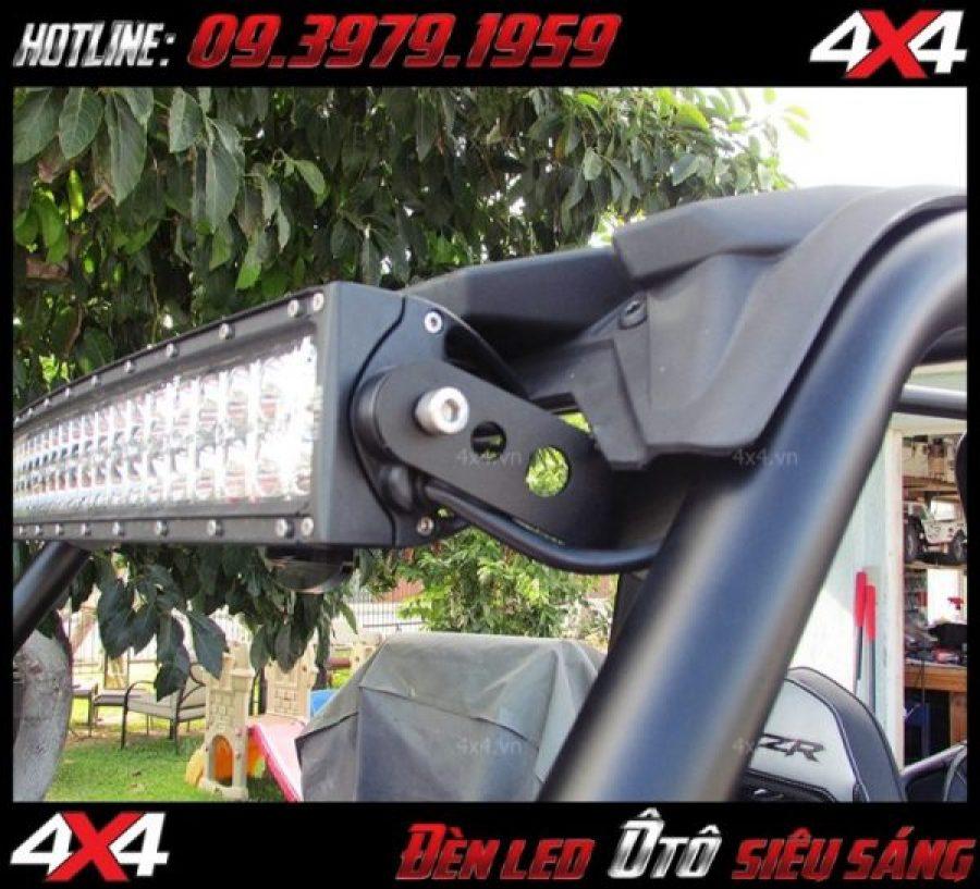 Image đèn độ xe bán tải: Mẫu đèn led khá sáng giúp trợ sáng cho xe bán tải vào ban đêm
