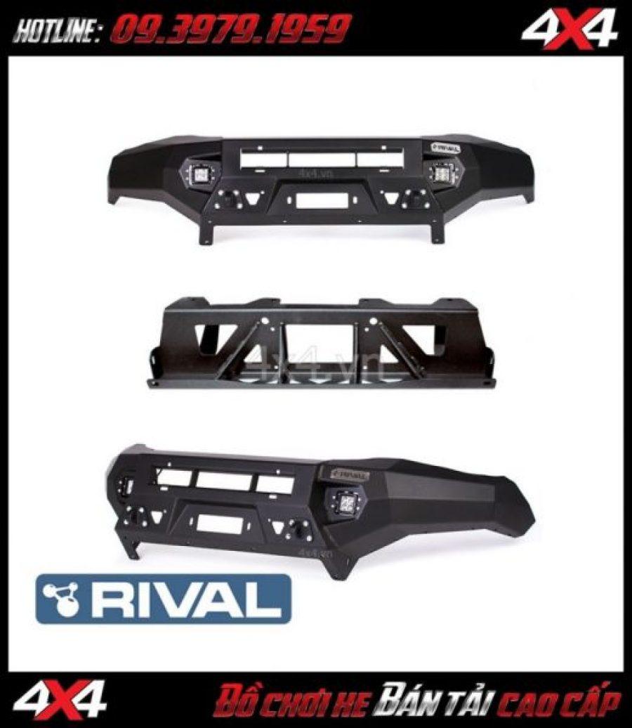 Tấm ảnh Bán cản nhôm RIVAL 4×4 dành cho xe bán tải Ford Ranger 2019 tại Tp.HCM