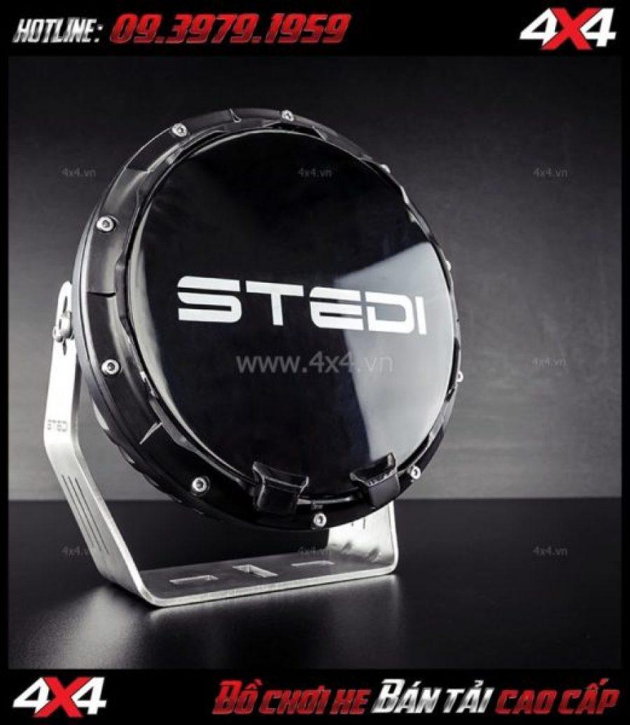 Hình ảnh: Cặp đèn led tròn Stedi loại X 7 inch giá rẻ độ đẹp cho xe ô tô, xe bán tải