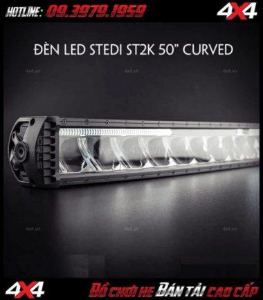 Picture Chuyên bán đèn led bar Stedi 50 inch curved ST2K cho xe hơi xe bán tải tại Tp.HCM
