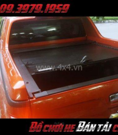 Picture: Chuyên bán nắp thùng cuộn Carryboy cho xe bán tải Chevrolet Colorado