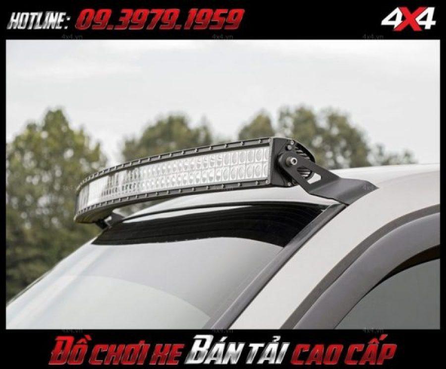 Đèn led bar ô tô, đèn led bar xe bán tải độ đẹp và đẳng cấp cho xe ô to, xe bán tải tại HCM