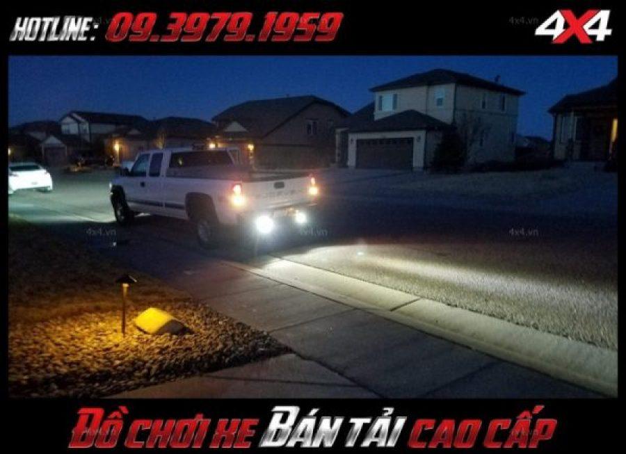 Led bar <strong>độ đèn Ford Ranger</strong>: xe 4 bánh, xe bán tải thay đẹp và đẹp mắt với đèn led bar tại Tp.HCM