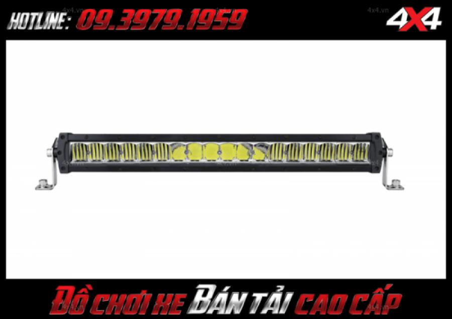 Đèn led nóc xe bán tải: Đèn led bar lúp vòm độ đẹp và trợ sáng cực tốt cho xe ô tô, xe bán tải