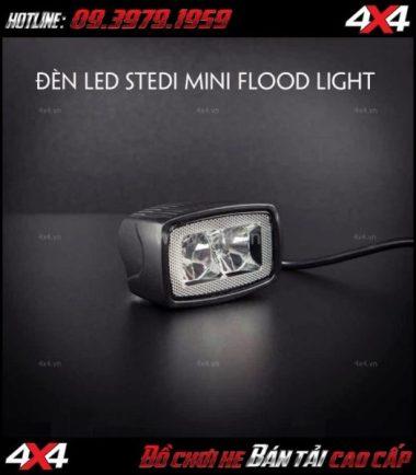 Bức ảnh Đèn led Stedi Mini 10w bóng Osram với ánh sáng loe dành cho ô tô xe bán tải
