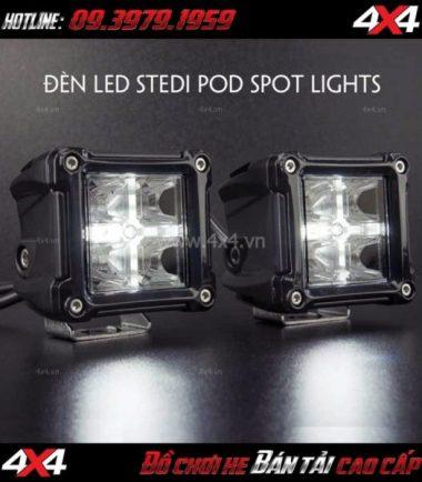 Tấm ảnh: Đèn led Stedi Pod loại Spot lights dành gắn cho ô tô xe bán tải