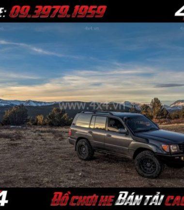 Tấm ảnh bán mâm 18 inch : Mâm BLACK RHINO SPROCKET 18×9.5 ET-18 cứng cáp giá rẻ cho xe ô tô, xe off-road