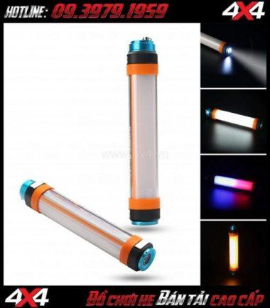 Tấm ảnh Đèn Pin dã ngoại Kenzo Travel Light T15 thuận tiện dành cho mọi người