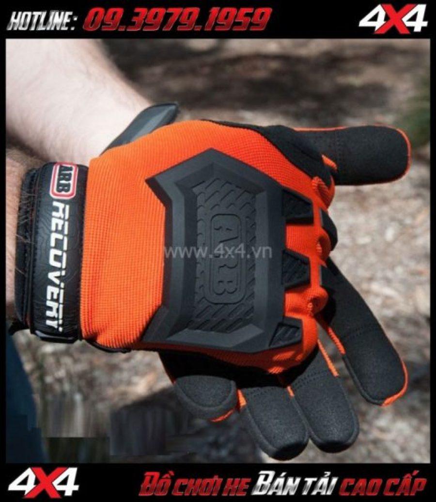 Bức ảnh: Găng tay cứu hộ ARB tiện dụng khi đi dã ngoại, cắm trại