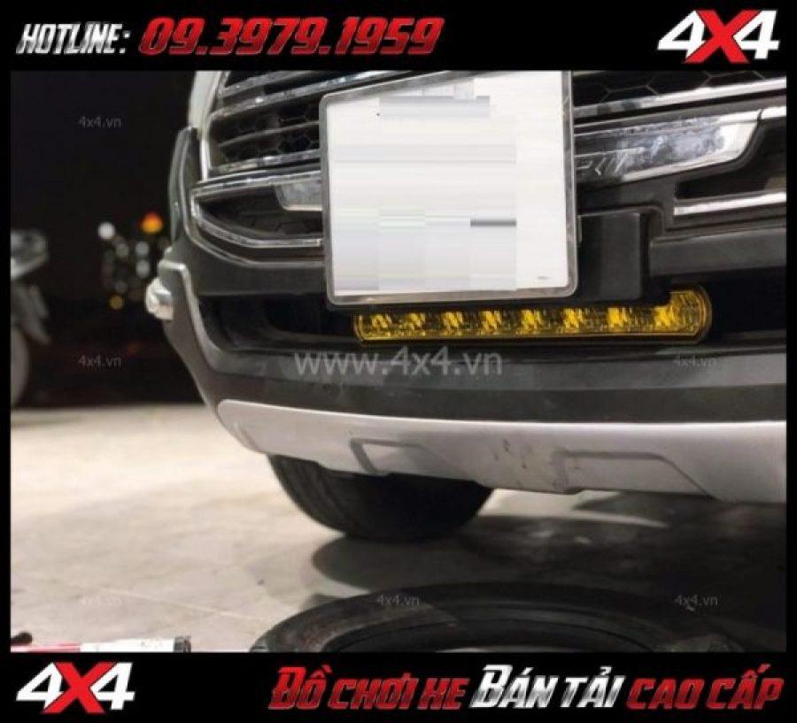 Đèn led phá sương mù Kenzo: Đèn giúp phá sương mù, hỗ trợ sáng vô cùng tốt cho xe bán tải, xe ô tô
