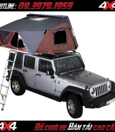 Image: Lều dã ngoại Skycamp Ikamper tiện lợi dành cho gia đình du lịch