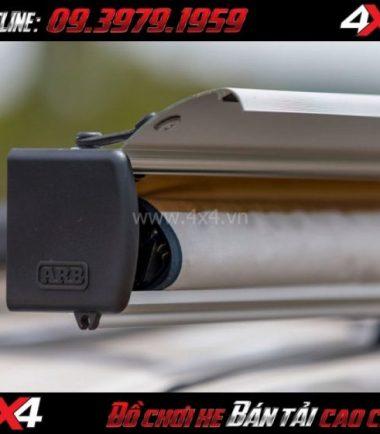 Hình ảnh Mái che ARB Awning Aluminum hộp nhôm thuận lợi dành các buổi dã ngoại