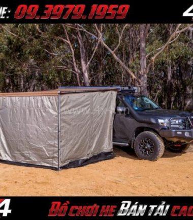 Bức ảnh: Mái che gắn liền xe Arb Awning thuận lợi cho các buổi dã ngoại