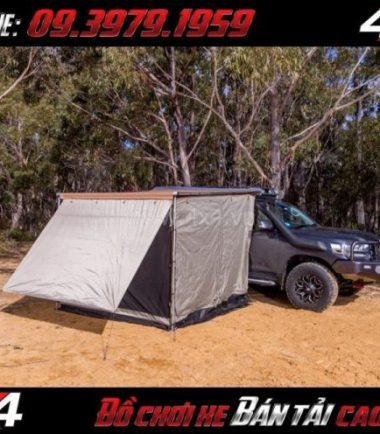 Hình ảnh: Mái che gắn liền xe Arb Awning tiện lợi cho các buổi dã ngoại