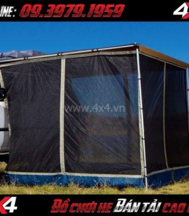Tấm ảnh Mái che lắp liền xe Arb Awning thuận tiện cho các buổi dã ngoại