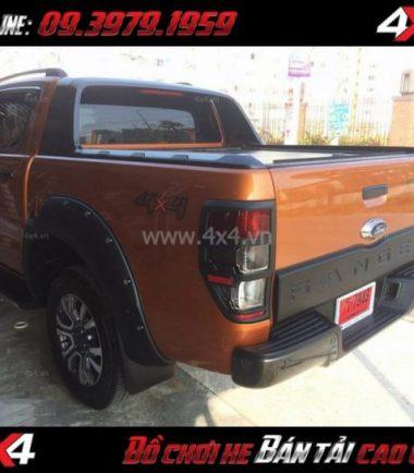 Photo Ốp cốp sau Ford Ranger 2019 bản nhỏ thay đẹp giá rẻ cho xe bán tải tại Sài Gòn