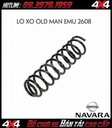Tấm ảnh: Phuộc Old Man Emu Nitrocharger dành cho xe off-road Nissan Navara NP300 (2015+)