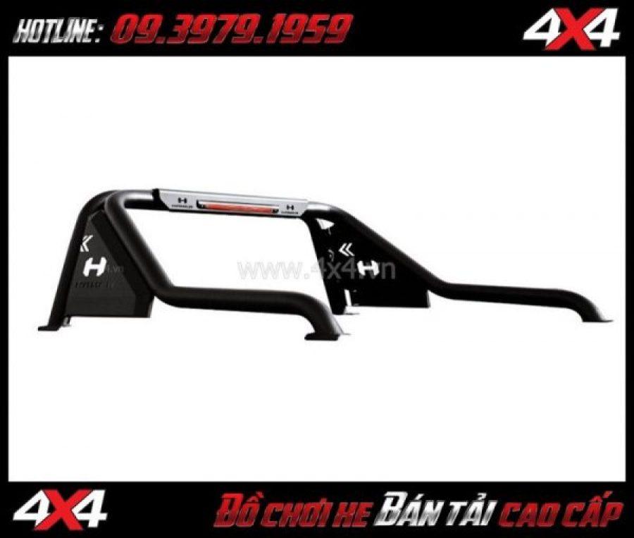 Bức ảnh: Thanh cứng cáp Hamer4x4 Roller bar dành gắn cho xe bán tải