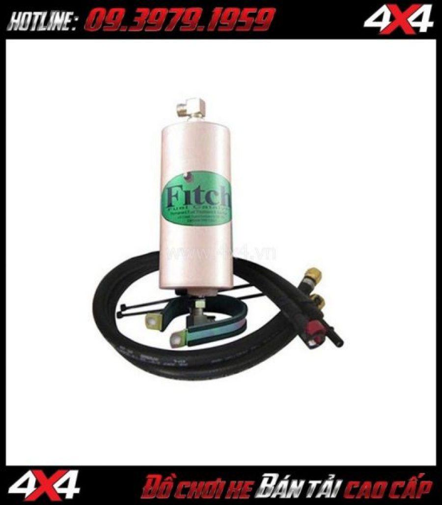 Bức ảnh: Xúc tác nhiên liệu Fitch Fuel Catalyst – F1000 tiết kiệm nhiên liệu cho xe ô tô, xe bán tải
