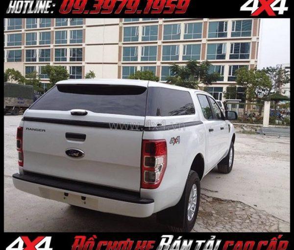 Picture Nắp thùng cao không đèn kiểu Range Rover sang trọng bậc nhất dành cho xe off road ở Tp.HCM