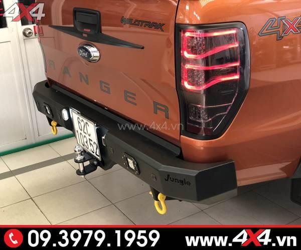 Đồ chơi xe Ford Ranger - Đèn hậu đuôi sau độ kiểu mercedes cực sang và đẳng cấp 2018 2019