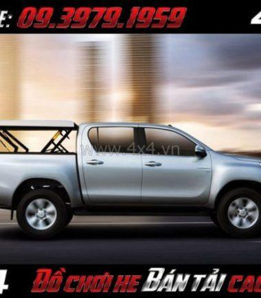 Tấm ảnh Nắp thùng điện CarryBoy GMX và SMX sang trọng, tiện nghi dành cho xe pickup