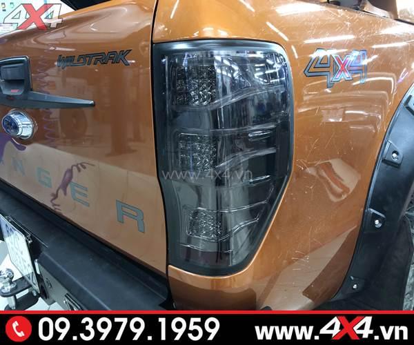 Đèn hậu Ford Ranger độ kiểu Merc sang trọng và đẳng cấp