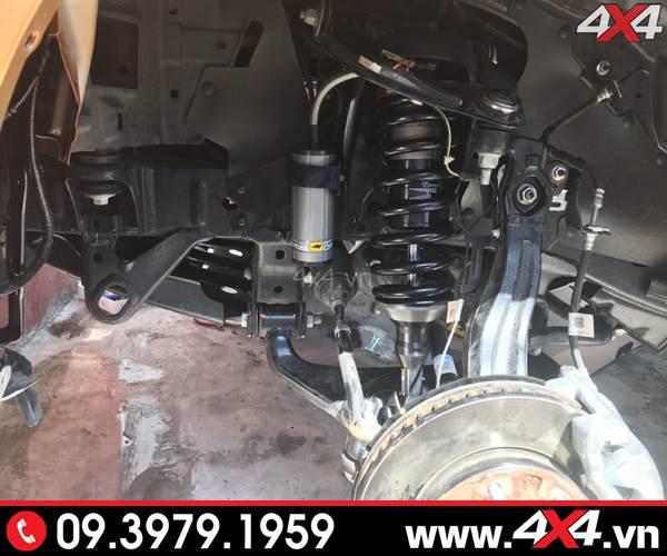 Phuộc BP51 độ giảm xóc cực tốt cho xe bán tải Ford Ranger