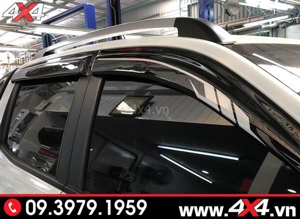 Thanh giá nóc gắn cho xe Ford Ranger XLT, XLS, Raptor 2018 2019