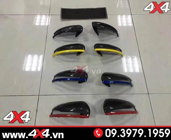 Bức ảnh gồm 4 loại màu ốp thích hợp dành cho C200 C300