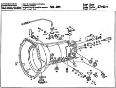 Mercedes-Benz Gelaendewagen 460 series EPC parts and order