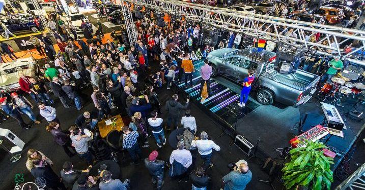 Salonul Auto Bucuresti Romexpo 2018