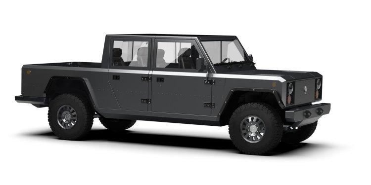 Bollinger B2 Pick-up
