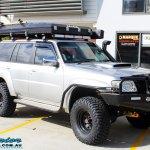 Nissan Gu Patrol Wagon Silver 4x4 Airbags