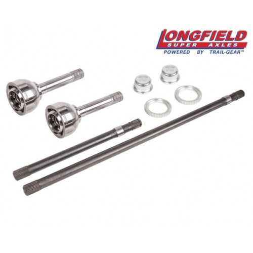 Toyota 80 Series Land Cruiser Longfield 24 Spline Gun