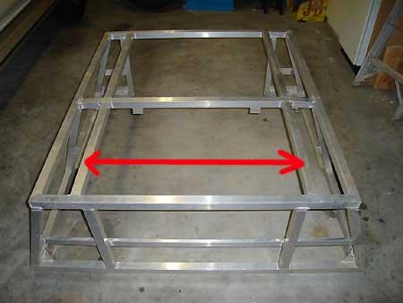 build your own aluminium canopy