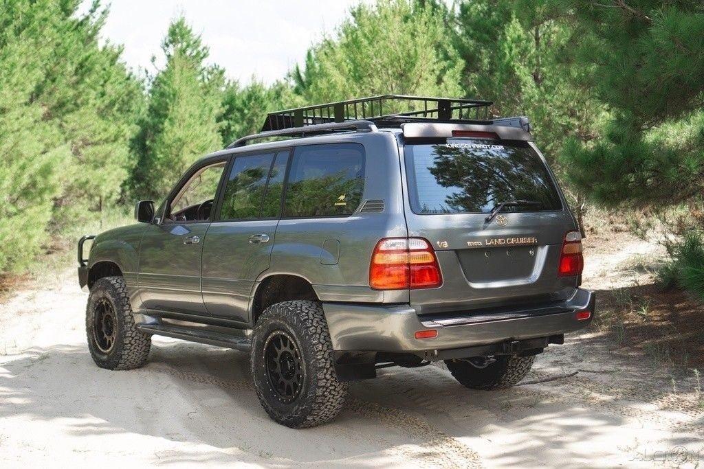 Front Suspension Diagram 2000 Toyota Land Cruiser 4 2