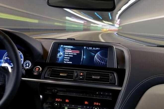 Identify my BMW iDrive system