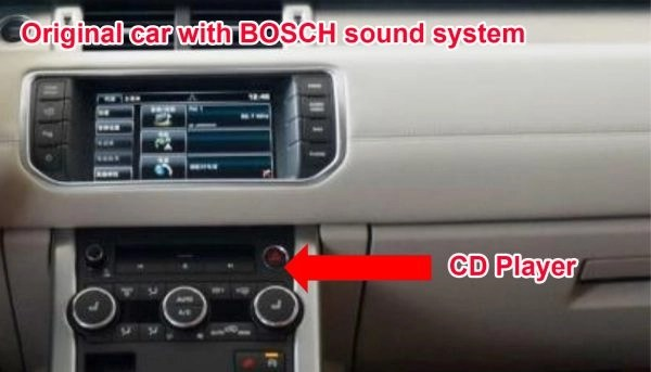 With CD Player