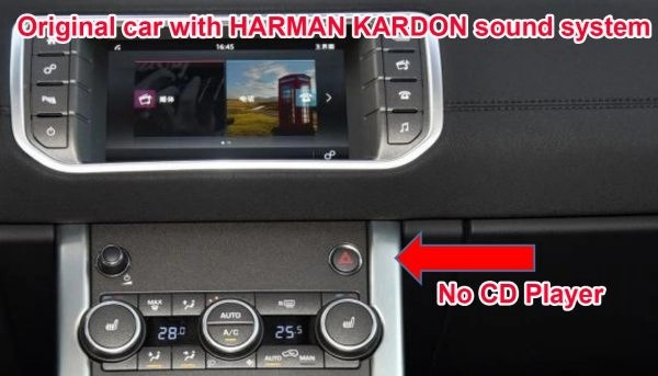 Without CD Player