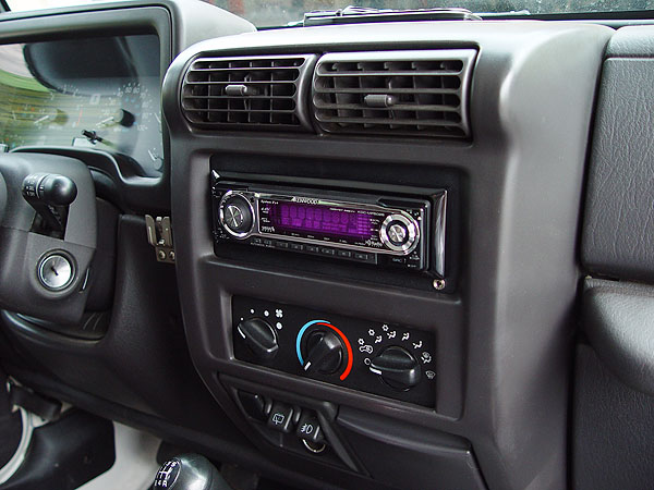 2003 Jeep Tj Stereo Wiring How Do You Remove The Dash Radio On A 02 Wrangler