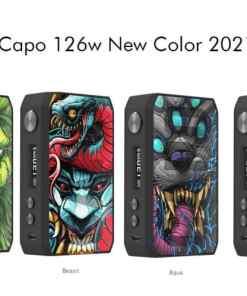 Capo 126w new color