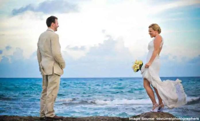 Cozumel the best beach wedding destination