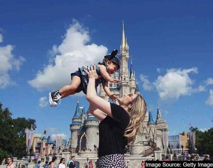 Disney Land kids destination