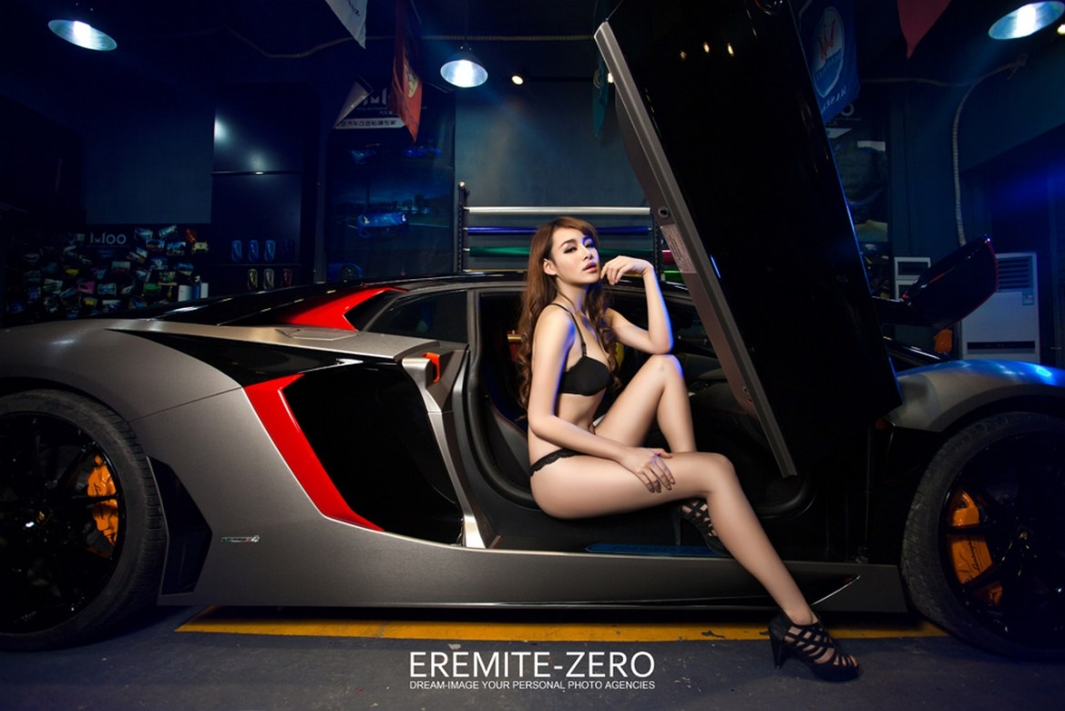 Nude Chinese Girl Over Lamborghini | Asian Babes & Cars ...