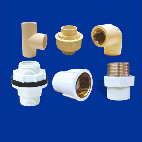 Plasto Plumbing Fittings Size 20 63 Mm Rs 17 45 Piece R C Plasto Tanks Pipes Private Limited Id 13802960897