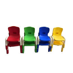 plastic toddler chair antique lounge styles children in kanpur बच च क र स नप red and blue kids