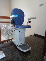 stair lift chair glass top table and chairs stairlift curved manufacturer from coimbatore