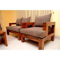 Sofa Set Companies In India Difference Between Couch And Settee Teak Wooden Sofa, टीक सोफा - Universal Sofas, Chennai   Id ...